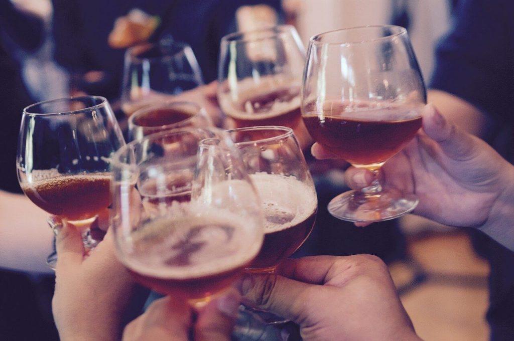 Alkoholijuomat