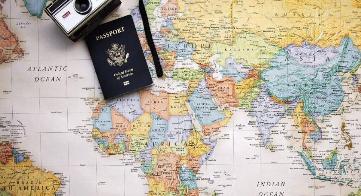 Passi ja kartaa